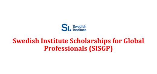 scholarships in Sweden