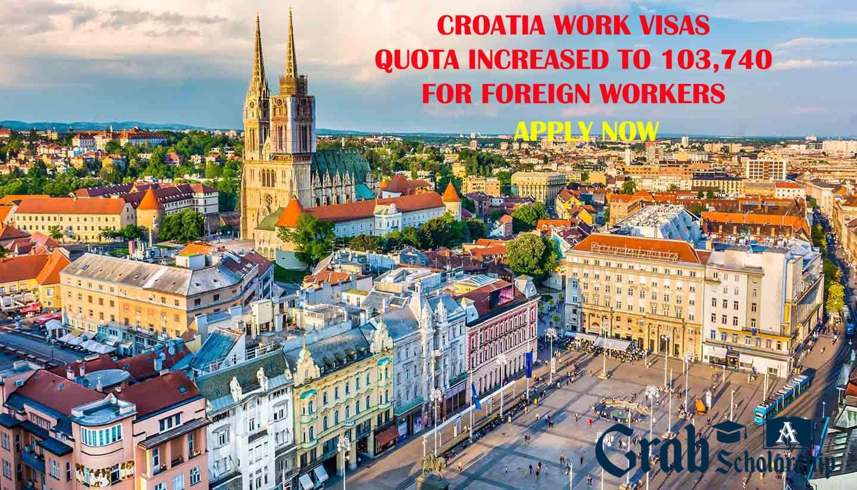 Croatia work visas