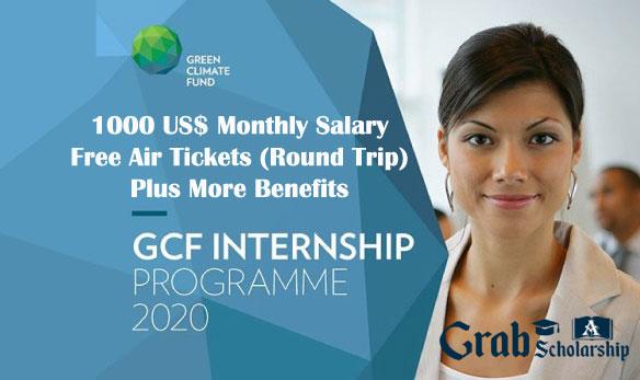 GCF South Korea Internship 2020