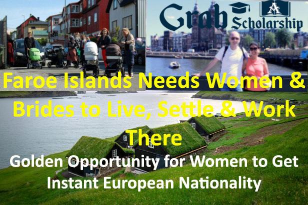 Faroe Islands Need Women
