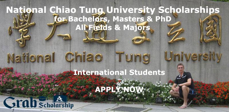 National Chiao Tung University Scholarships