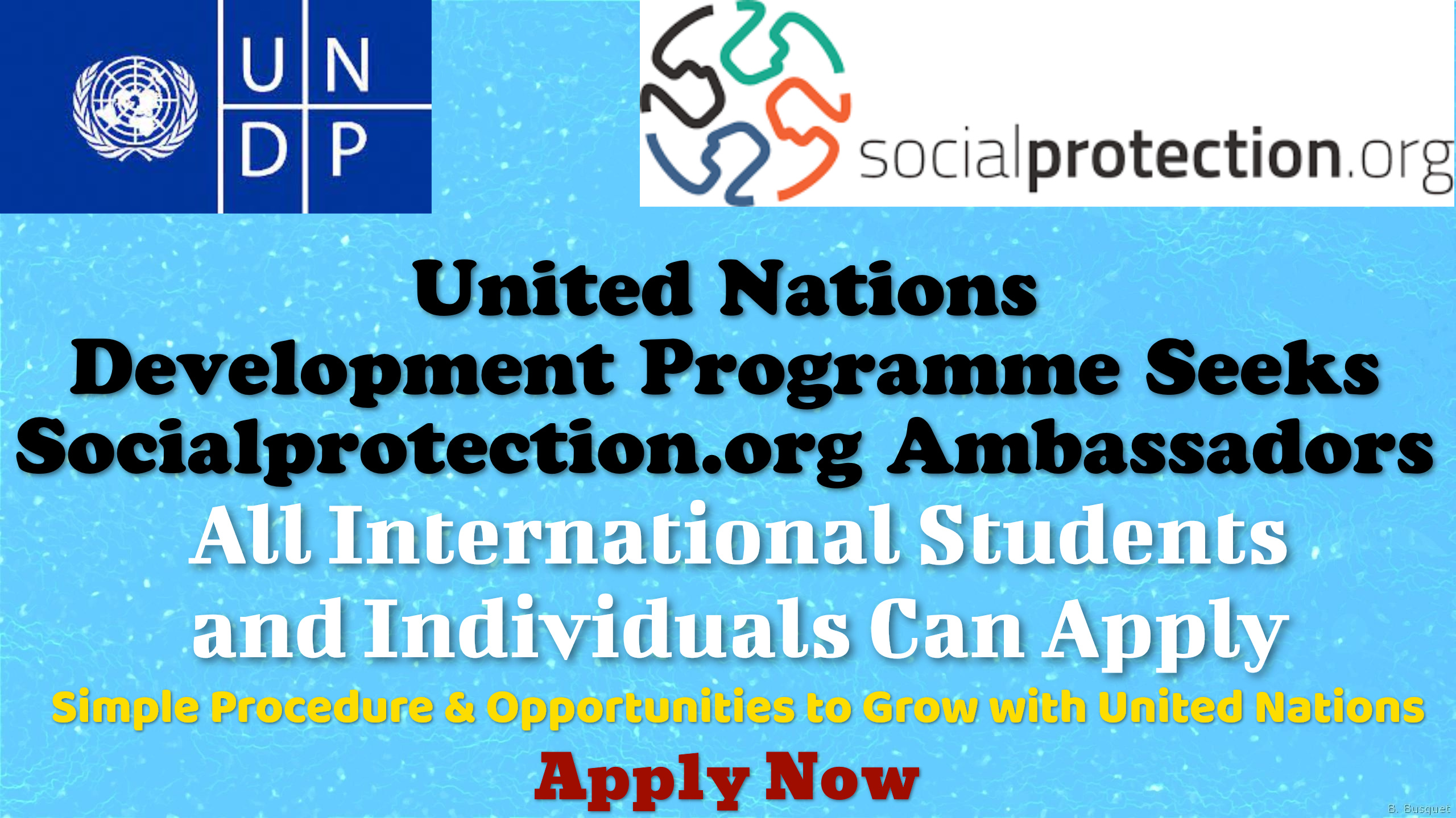 Socialprotection.org Ambassadors