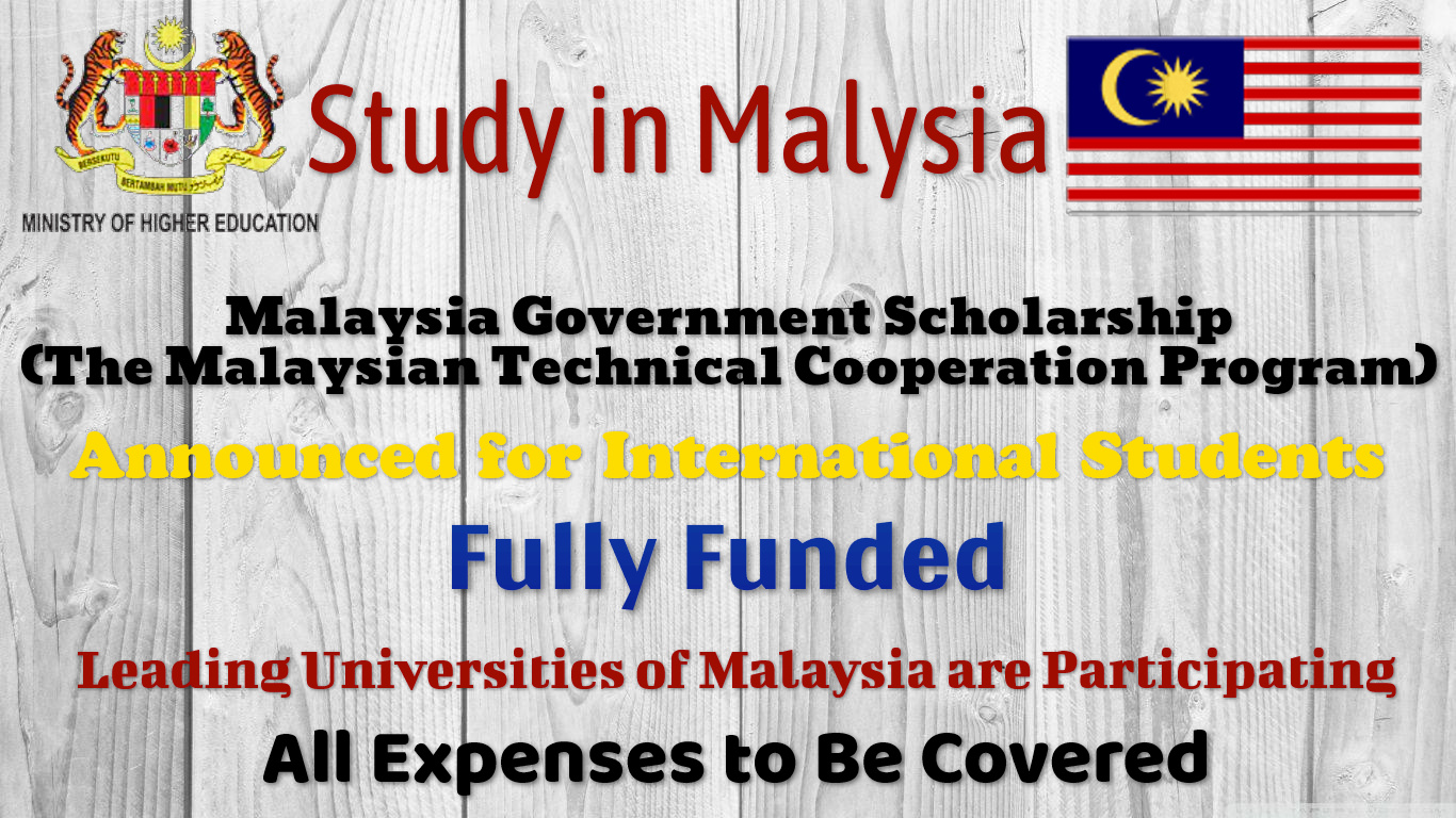 Malaysia Government Scholarship